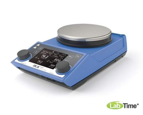 Мешалка магнитная с нагревом RET control-visc
