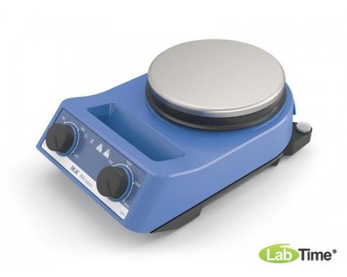 Мешалка магнитная с нагревом RH basic