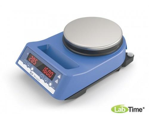 Мешалка магнитная с нагревом RH digital