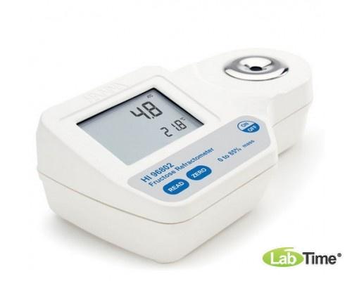 HI 96802 Рефрактометр ручной цифровой (фруктоза)
