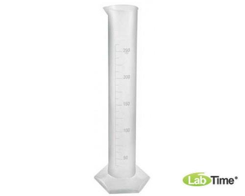 Цилиндр с носиком 250 мл (полипропилен)