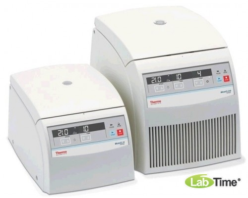 Микроцентрифуга MicroCL 17 с ротором 24х1,5/2 мл, Thermo Scientific