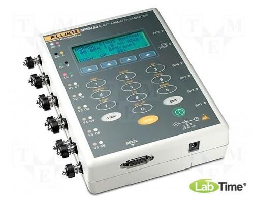 Симулятор пациента MPS450 - FET (№2251399)