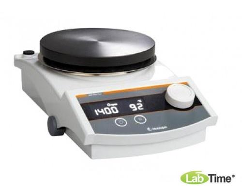 Мешалка магнитная с нагревом MR Hei-Tec с дисплеем, Heidolph