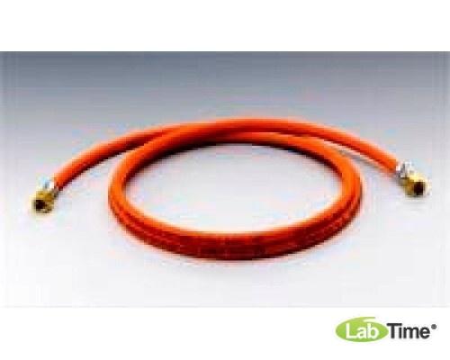 Шланг газовый безопасный с винтовой резьбой для пропана/бутана 2 м
