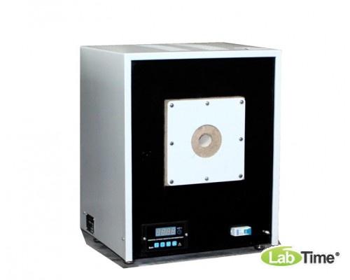 Печь СУОЛ 0,25.1/12,5, 25х100, керамика, микропроцессор, 1,8 кВт, точность 4 град.