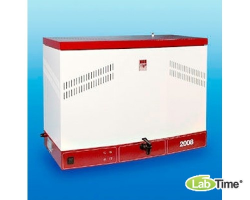 Дистиллятор GFL-2008 с баком-накопителем, 8 л/ч