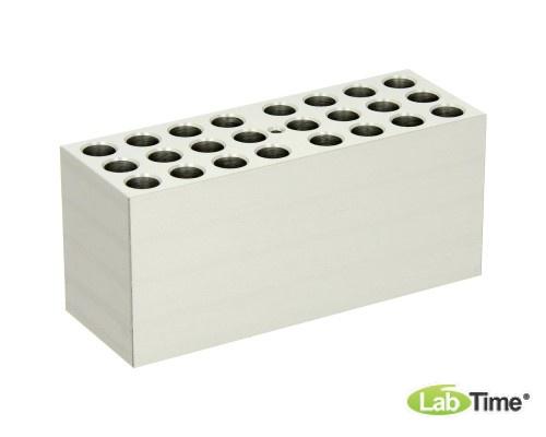 Блок QB-E2 (24 гнезда, 2,0 мл, глубина 35 мм)