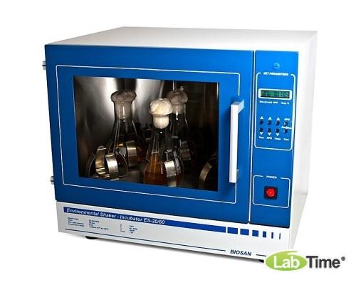 Шейкер-инкубатор ES-20/60, Biosan