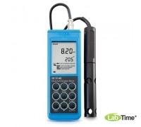 HI 9146-10 Оксиметр (кислородомер) влагонепроницаемый портативный, кабель 10м