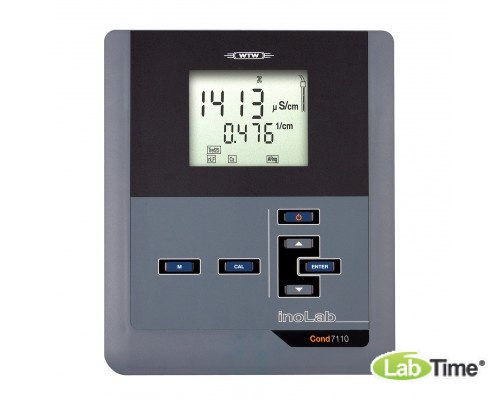рН-метр inoLab рН 7110, set 4 в компл. с электродом SenTix 81 и акс., WTW