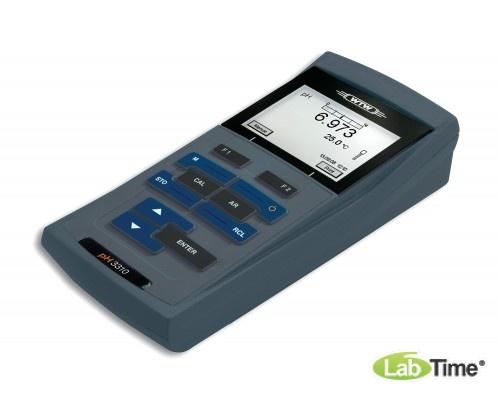 рН-метр ProfiLine pH 3310 set 3 в кейсе с аксессуарами и электродом Sentix 81