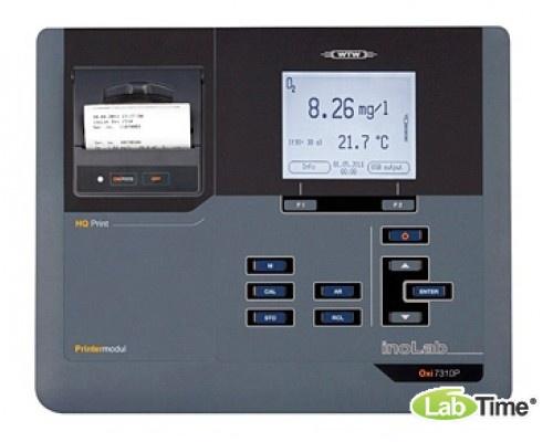 Кондуктометр inoLab Cond 7310P set 6, встроенный принтер, WTW