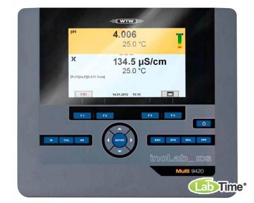 pH-метр/кондуктометр/солемер inoLab Multi 9420 (без датчиков), WTW