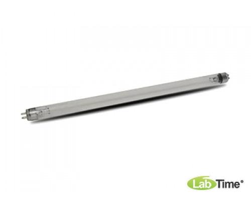 Трубка для коротковолновой лампы, 254 нм, 8 Вт