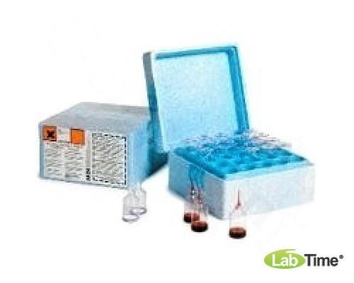 Кислород растворенный, LR (AccuVac) 0-1000 мкг/л, упак. 25 тестов
