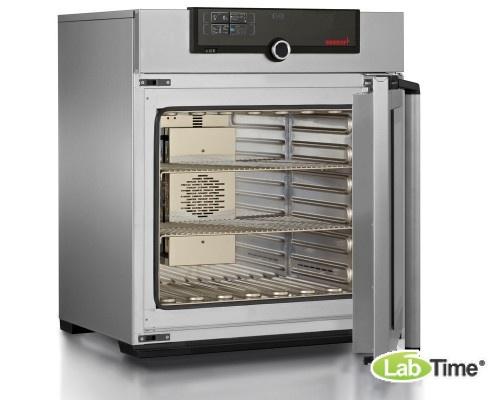 Шкаф сушильный UN110plus с естеств. циркуляцией воздуха, контроллер TwinDISPLAY, Memmert