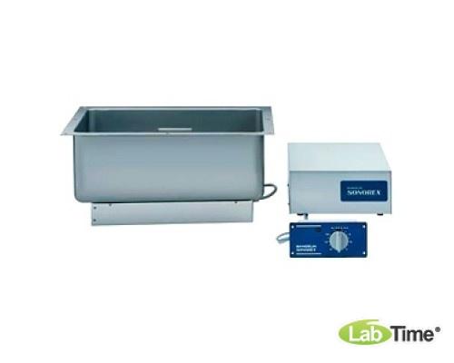 Ванна ультразвуковая SONOREX 46,0л ZE 1058 (компл.вибрац.бак, ВЧ-генератор,блок управл. ST 15)
