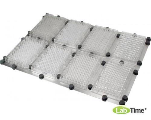 Адаптер для микропланшет для шейкеров L размера Elmi