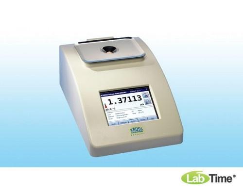 Рефрактометр цифровой DR6100-ТF (с проточной кюветой и нагр.элементом Пельтье)