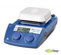 Мешалка магнитная с нагревом C-MAG HS 4 digital IKAMAG