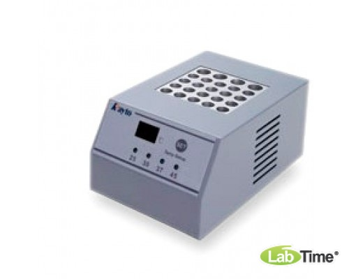 Инкубатор-термостат RT-Inca на 24 пробирки (Ф13мм х20,Ф15мм х4,высота пробирки: 33mm)