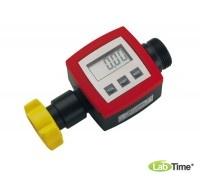 """5700-0121 Расходомер, ПП 1 1/4"""" для котельного топлива, дизельного топлива, соляной кислоты, растворов едкого натра и т.д."""