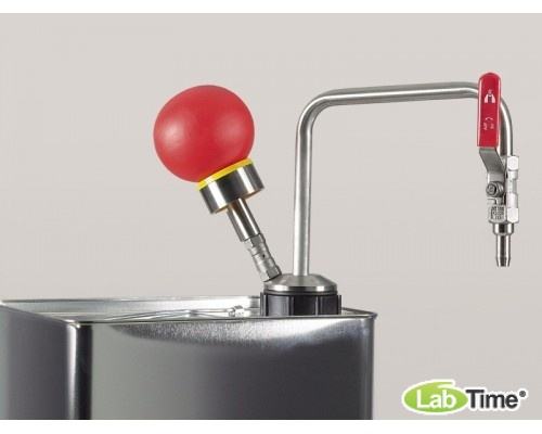 5603-2000 Насос для растворителей ручной, глубина погр. 60 см, 10 л/мин, для запаянных фольгой канистр