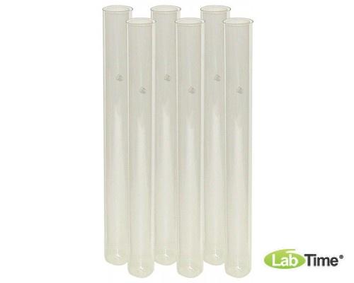 Комплект стеклянных цилиндров для ареометров, упак. 6 шт