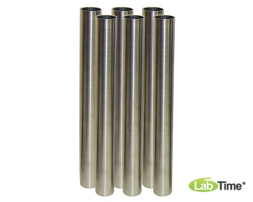 Комплект металлических цилиндров для ареометров, упак. 6шт.