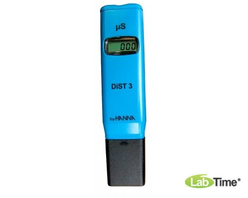HI 98303 Кондуктометр карманный DIST 3 (ЕС)