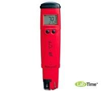 HI 98127 рНер 4 рН-метр/термометр карманный влагонепроницаемый (pH/T)