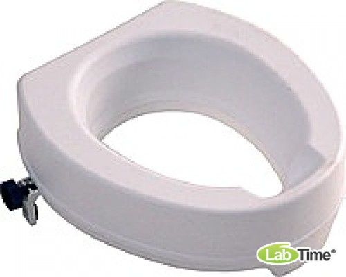 Высокое сиденье для туалета Teseo (14см) OSD-TESEO14-PP