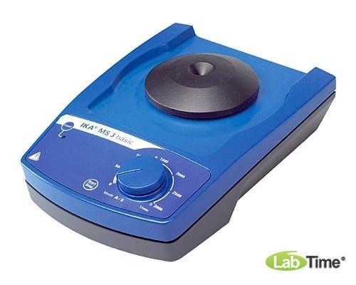 Вортекс MS 3 basic (встряхиватель), IKA