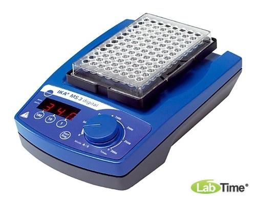 Вортекс MS 3 digital (встряхиватель), IKA