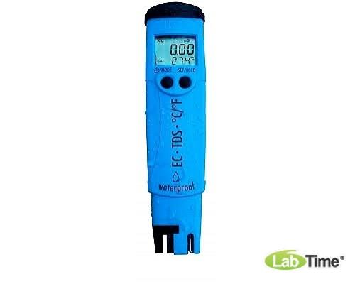 HI 98312 Кондуктометр/солемер карманный DIST 6 влагонепроницаемый (EC/TDS/T)