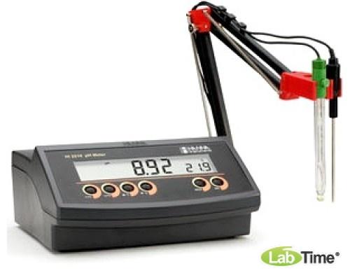 HI 2210-02 рН-метр/термометр (pH/T)