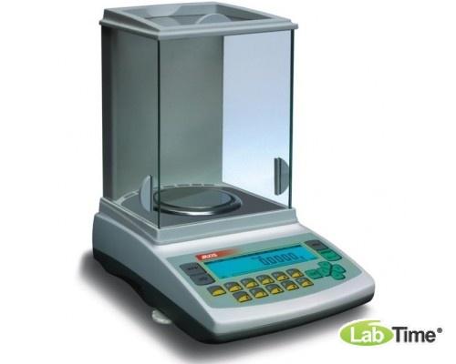 Весы AXIS ANG100 IIкл (100/0,02/0,0001г, d90 мм)