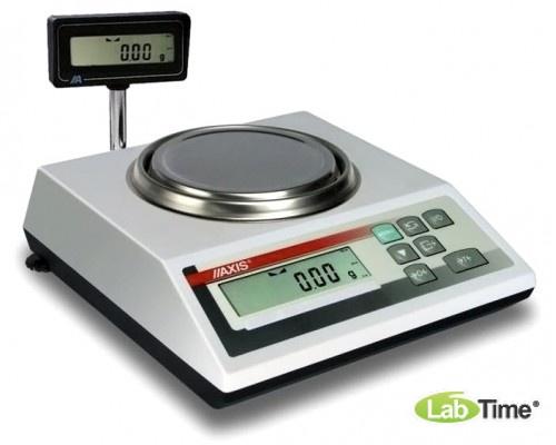 Весы AXIS AD 300R IIIкл (300/0,02/0,001г, d120 мм)