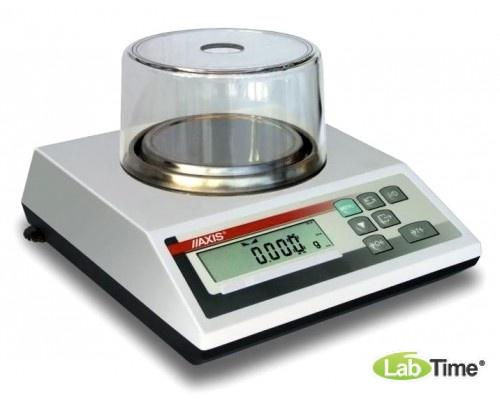 Весы AXIS AD 600 IIIкл (600/0,04/0,002г, d120 мм)