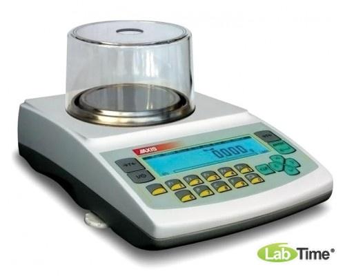 Весы AXIS ADG 500 IIIкл (500/0,02/0,001г, d120 мм)