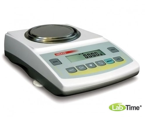 Весы AXIS ADG 300 С IIIкл (300/0,02/0,001г, d120 мм)