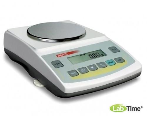 Весы AXIS ADG 600 С IIIкл (600/0,04/0,002г, d150 мм)