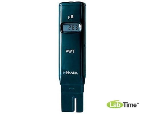 HI 98308 Кондуктометр PWT для дистиллированной воды