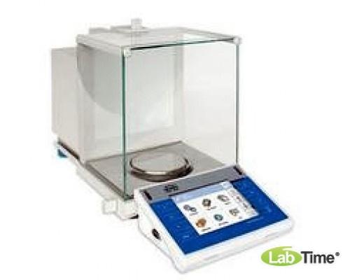 Весы RADWAG ХА 110.4Y Iкл (110/0,00001г, d85 мм) внутр.калибровка