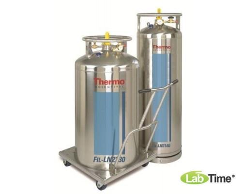 Контейнер Thermo 10 для хранения и транспортировки жидкого азота, 10л